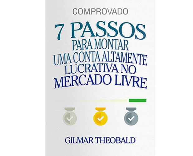 Livro Digital 7 Passos Conta de Sucesso no Mercado Livre