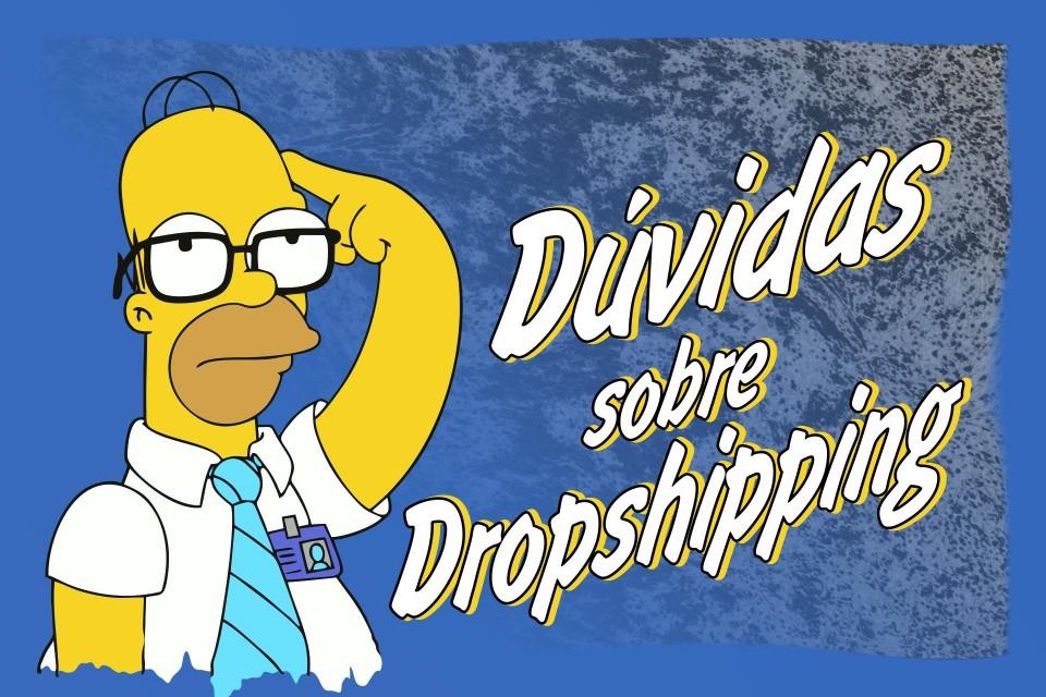 Dúvidas sobre Dropshipping