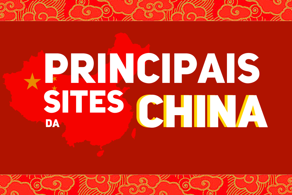 PRINCIPAIS SITES PARA COMPRA, DA CHINA!