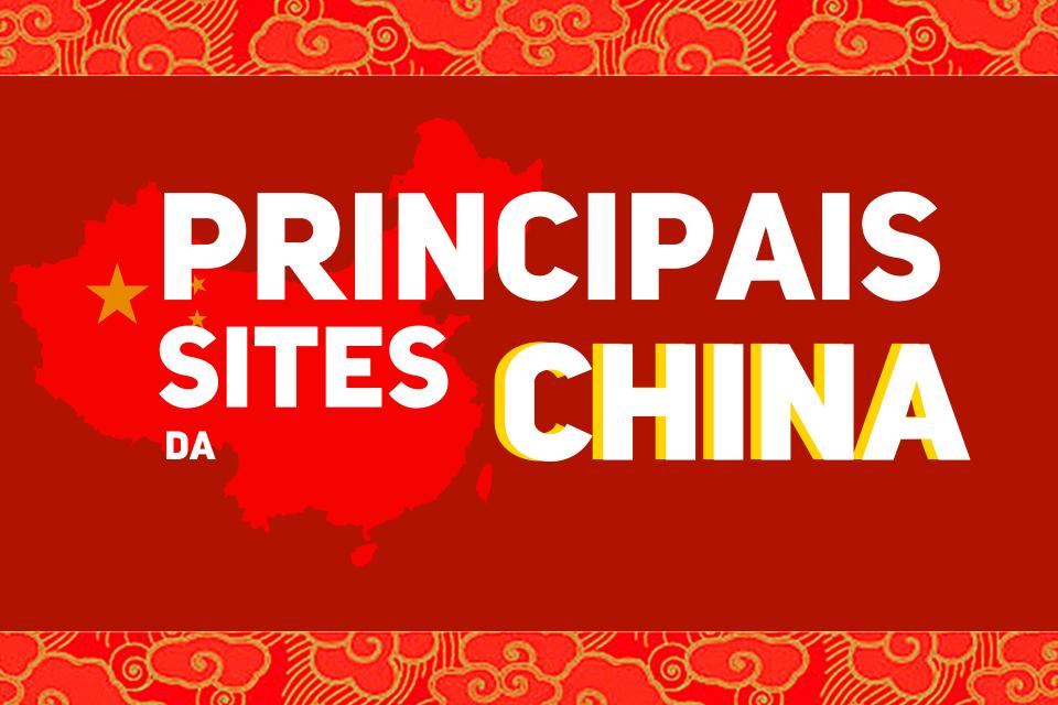 PRINCIPAIS SITES PARA COMPRA, DA CHINA!
