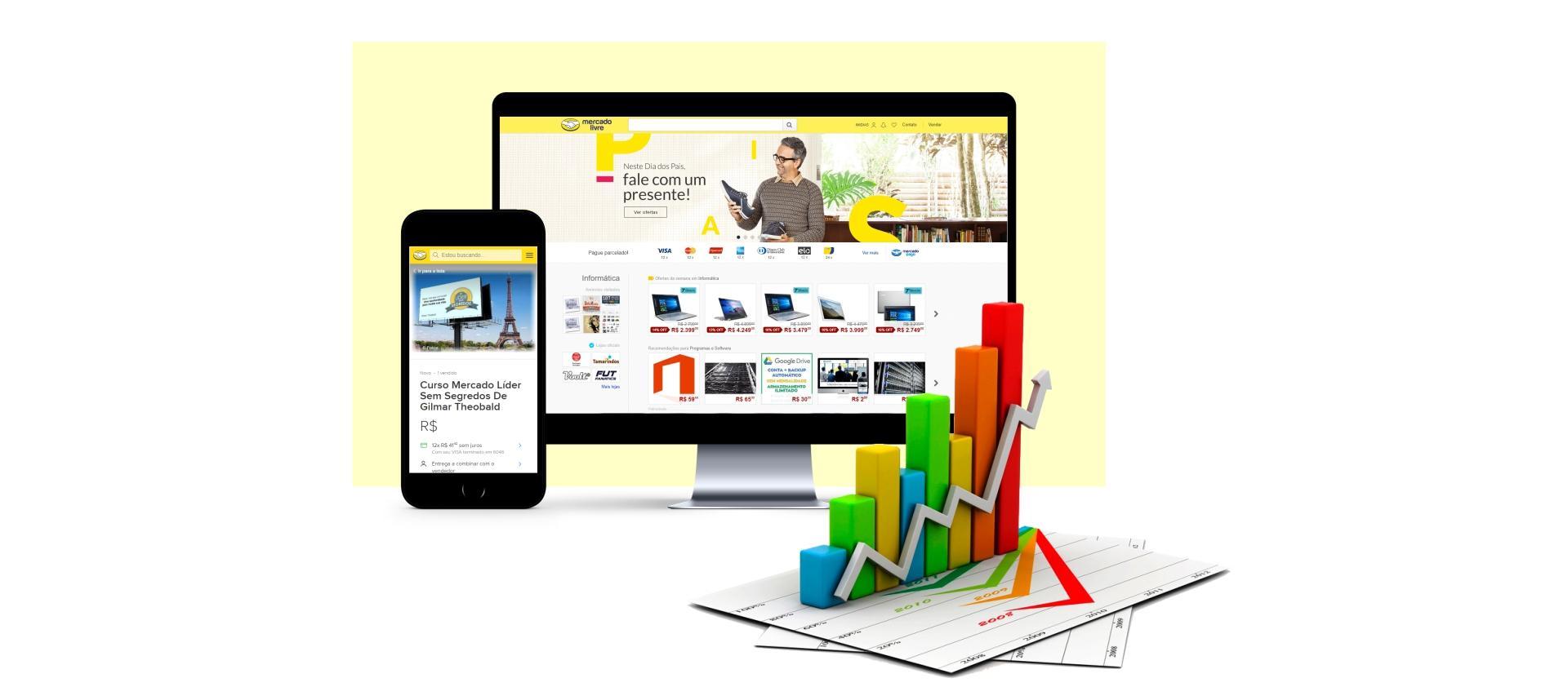 Como aumentar visitas em seus anúncios no Mercado Livre