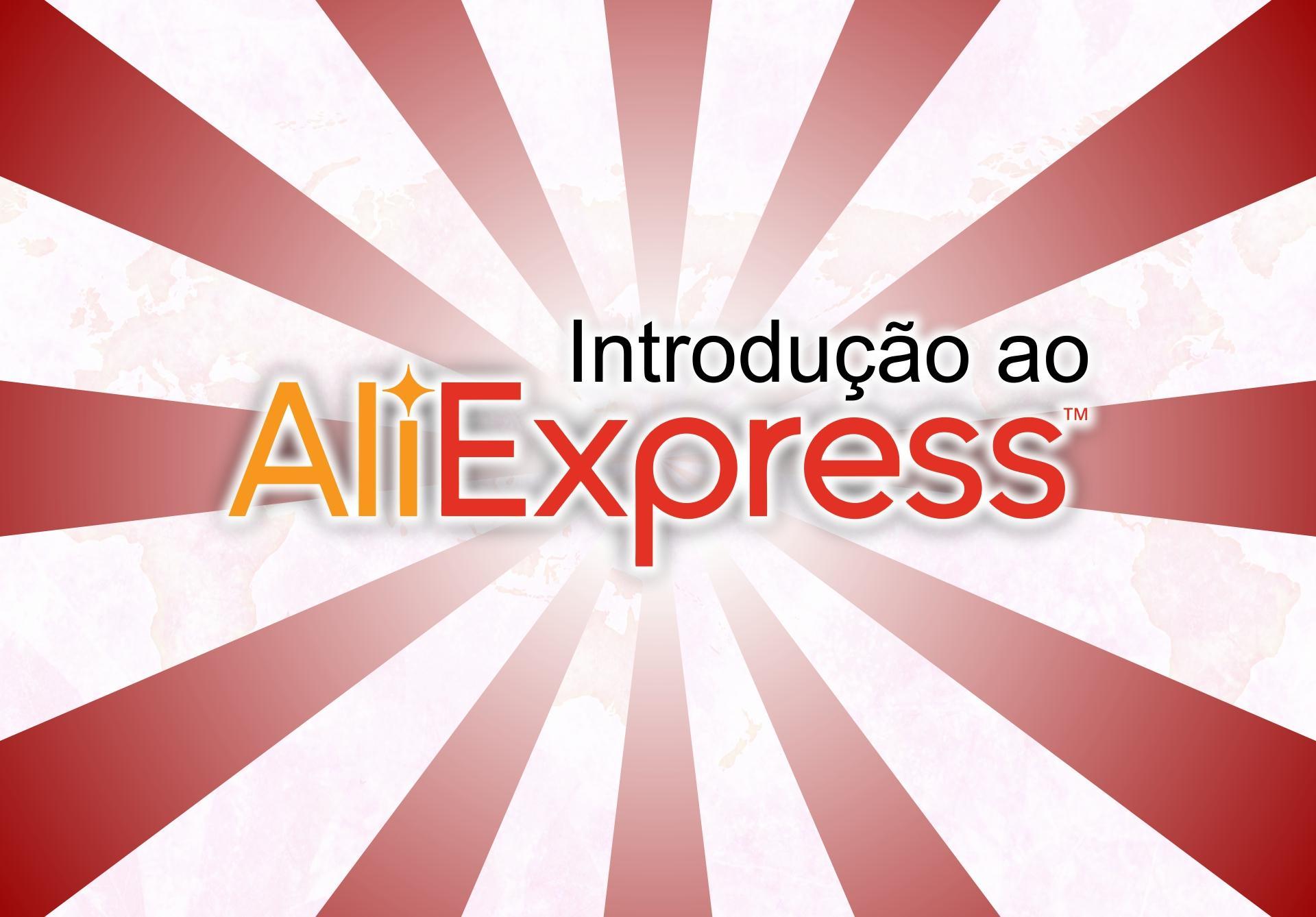 Introdução ao AliExpress