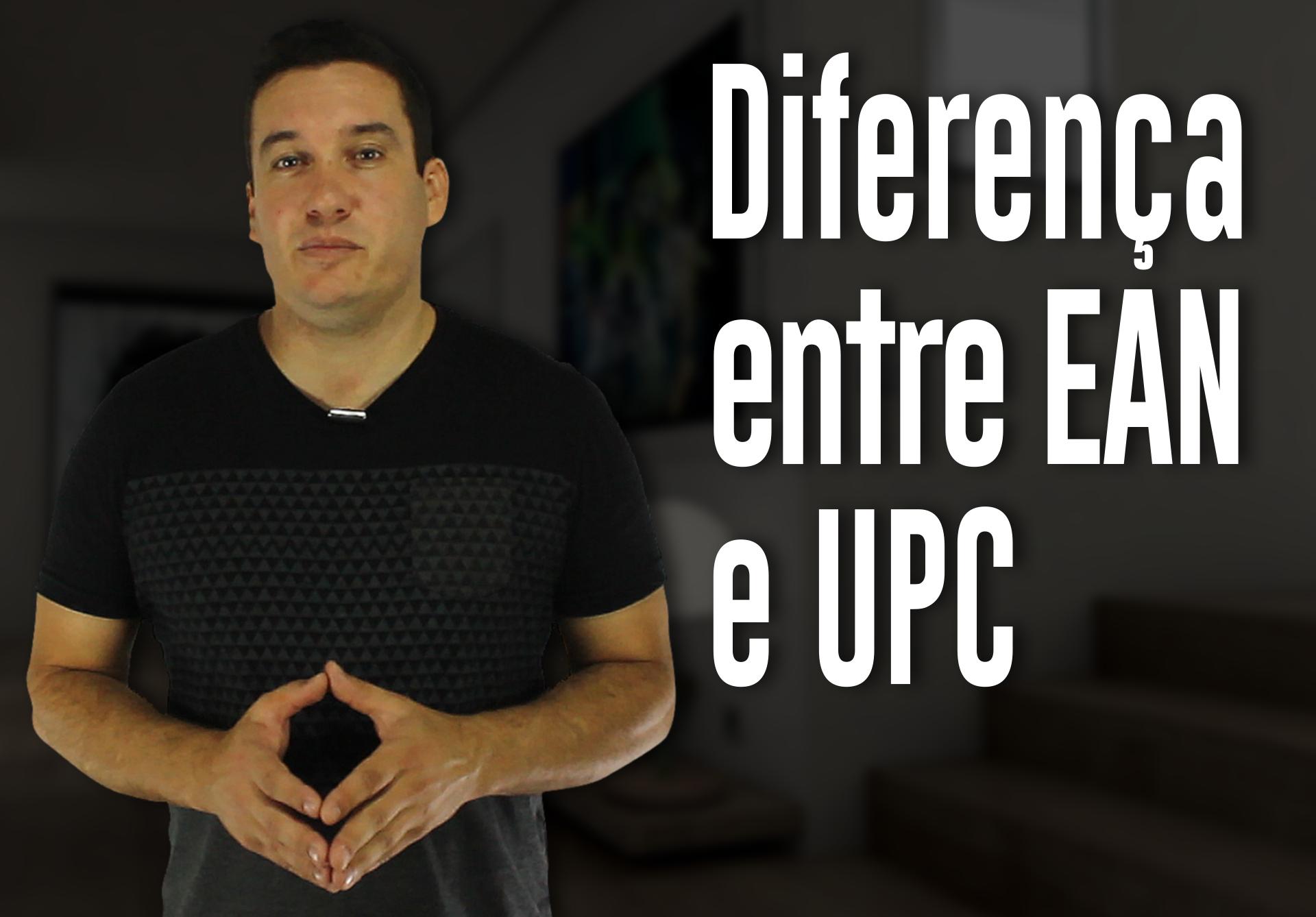 O que é EAN e UPC?