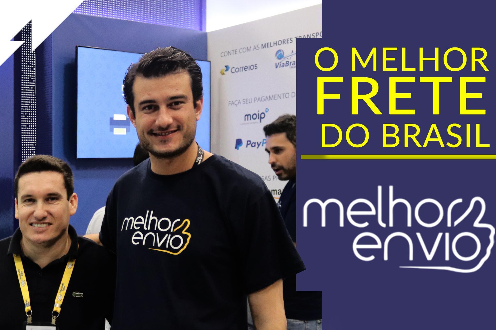 MELHOR ENVIO - O MELHOR FRETE DO BRASIL