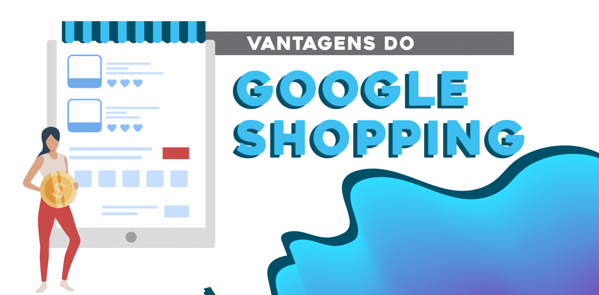 VENDER MAIS COM GOOGLE SHOPPING!