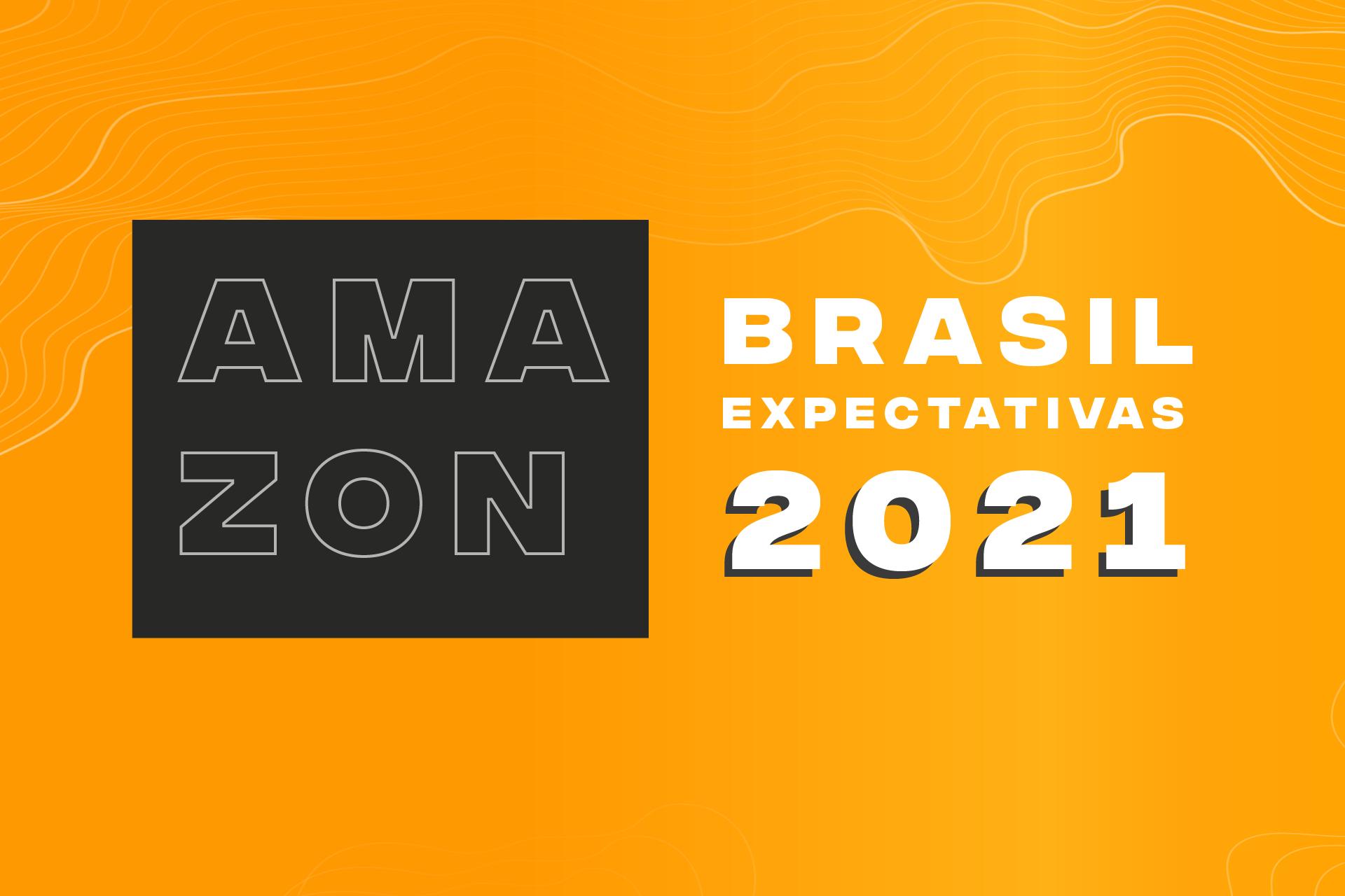 O QUE A AMAZON BRASIL PREPARA PARA 2021!